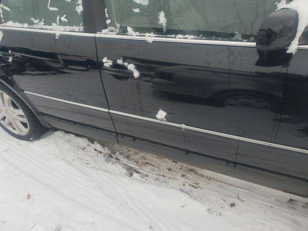 Passat b5 fl drzwi l041 czarne kombi