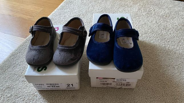 Sapatos Pisamonas