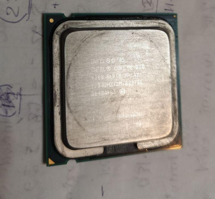 Процессор Intel Core2 Duo E4300 1,80 ГГц/2 МБ/ 800 МГц Одесса - изображение 1