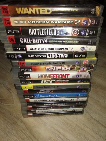 Gra na ps3 PlayStation najlepsze tytuły polecam