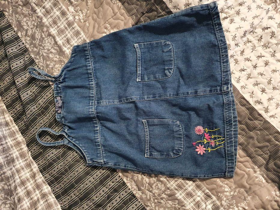 Sukienka jeansowa na 2/3 lata Radom - image 1