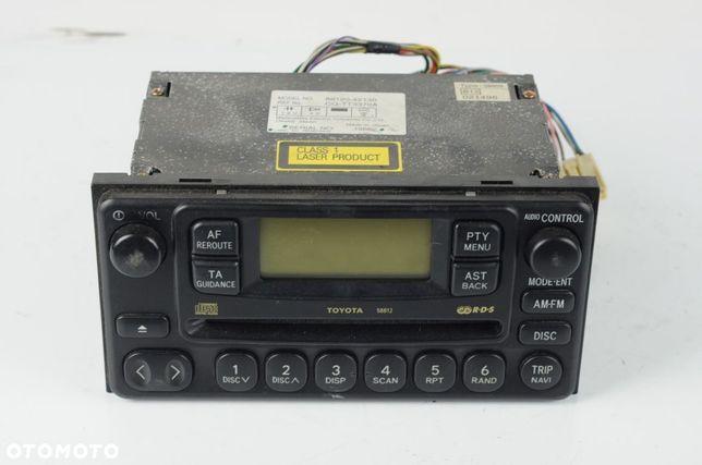 Radio Toyota Rav-4 CD 86120-42130