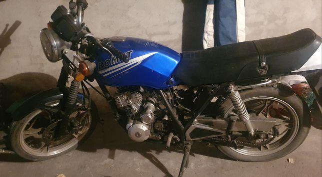 Motorower Romet k125