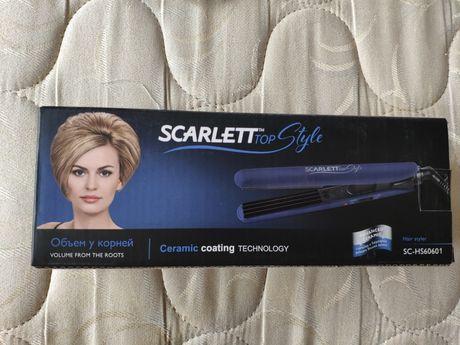 Щипцы для волос SCARLETT SC-HS60601 прикорневой объем