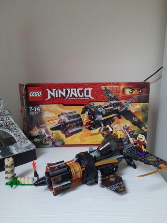 Klocki LEGO NINJAGO 70747 kruszarka skał Cole