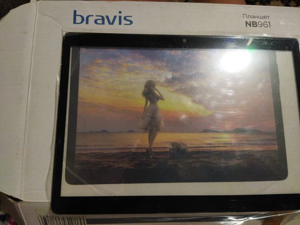 Сенсор дисплей Bravis NB961 9.6