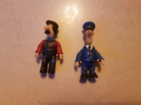 figurki z bajki Listonosz Pat zestaw
