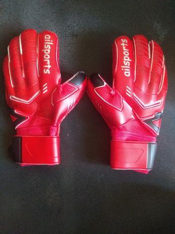 Rękawice piłkarskie, bramkarskie.