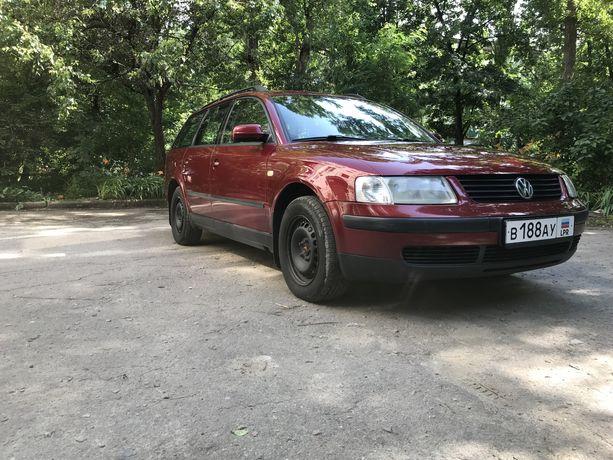 Volkswagen Passat b5 1,9 tdi