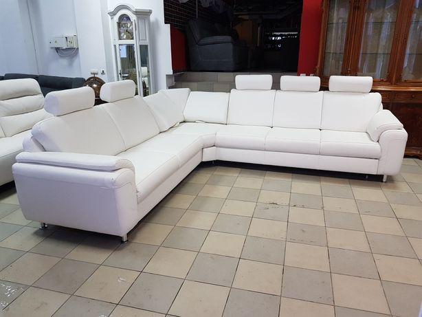 Новый кожаный диван угловой диван кожаный уголок шкіряний диван