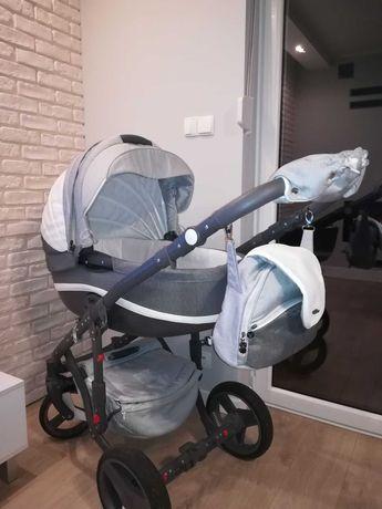 Wózek 2w1 Adamex ! Jak Nowy !