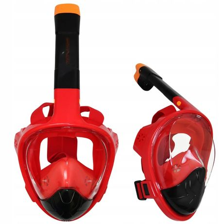 Maska Do Nurkowania Pełnotwarzowa Składana S/m Sv-Dn0021