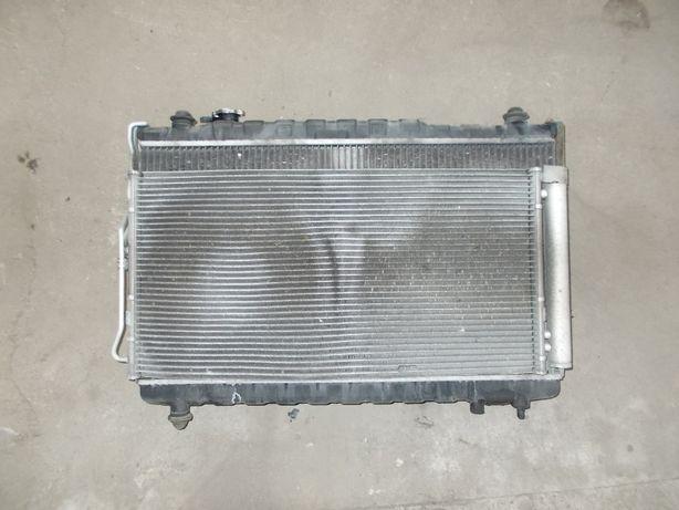 Chłodnica wody klimatyzacji Hyundai Santa FE