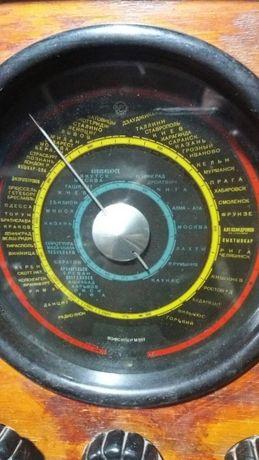 Радиоприемник ВЭФ супер м557