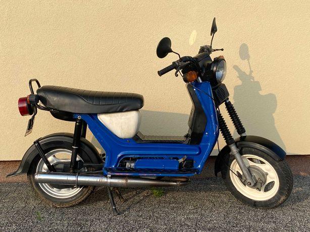 Simson SR50 skuter zarejestrowany