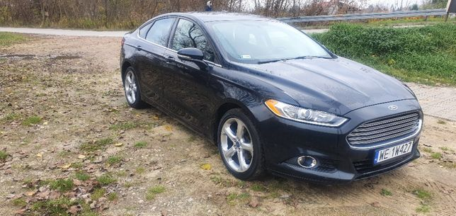 FORD MONDEO Ford Mondeo Mk5 (2014 FORD FUSION .