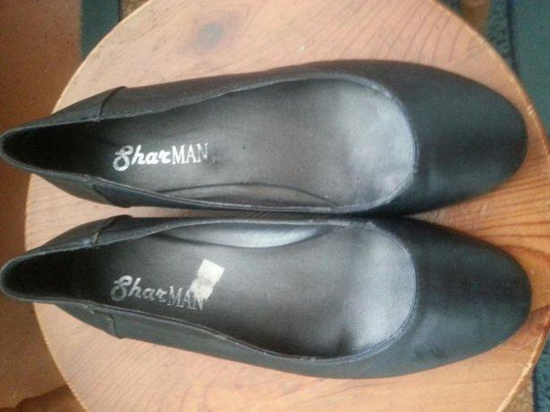 Чорні Туфлі жіночі розмір 37