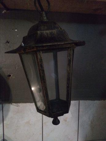 lampa ogrodowa wiszące
