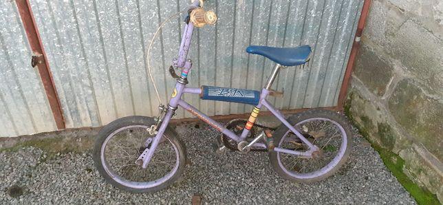Sprzedam rower z epoki PRL BMX dziecuecy