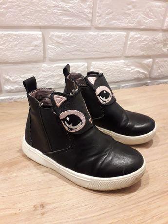 Buty dziewczęce botki