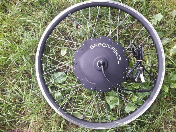 электронабор, мотор колесо