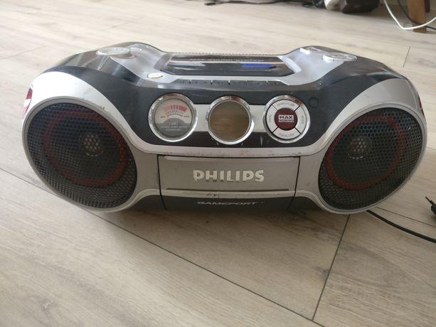 Radio Philips az2535 odtwarzacz CD, magnetofon,aux