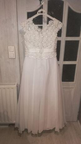 Suknia ślubna oo