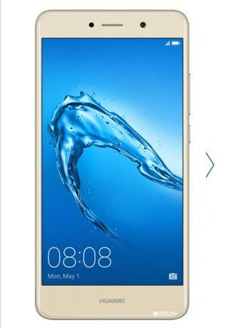 Телефон Huawei Y 7 розовое золото