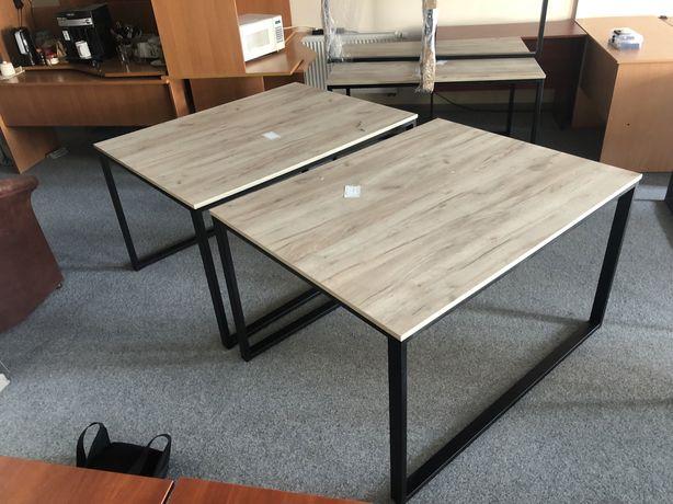 Столы офисные лофт, стіл лофт, на два места