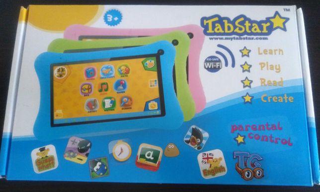 "Tablet TAB Star 7"" Dual Core 4.1 android _dla dzieci"