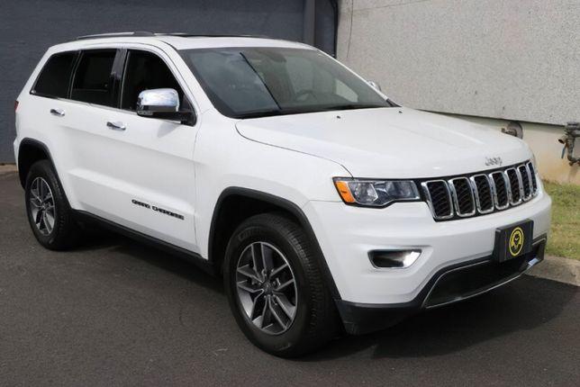 Jeep Grand Cherokee 2018