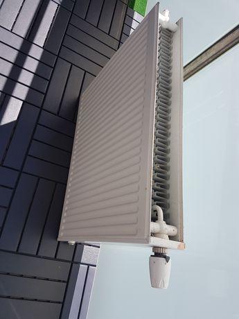 Heimeier kaloryfer + termostat 70x60cm