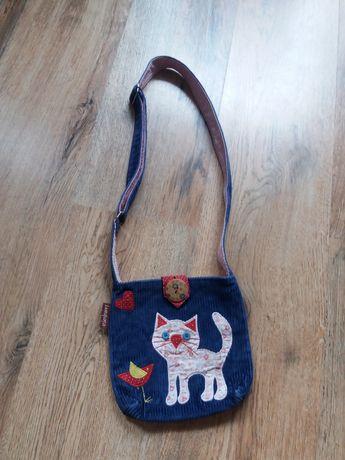Śliczna torebka z kotkiem Lalaloopsy