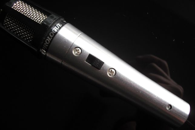 Microfone SHURE Prologue 10-LC