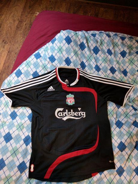 Koszulka Liverpool 2007/8