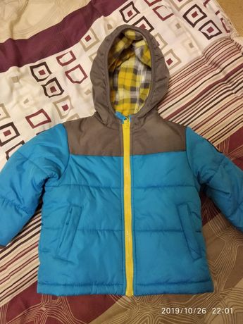 Куртка зимова Картерс