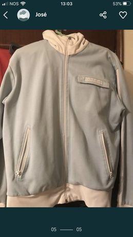Casaco vintage adidas & Camisa casaco levis
