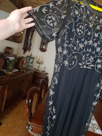 Piękna niepowtarzalna suknia