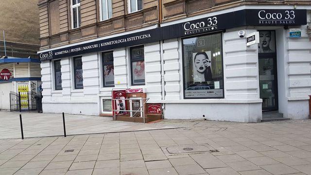 Salon kosmetyczny fryzjerski w centrum Szczecina