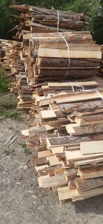 Drewno opałowe (zrzyny, okrajki)
