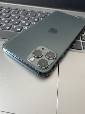 Iphone 11 Pro Space Gray 64Gb Neverlock Полный комплект