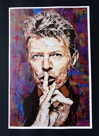 Posters/Art Prints David Bowie, Rick Grimes, Venom, Hulk, etc.