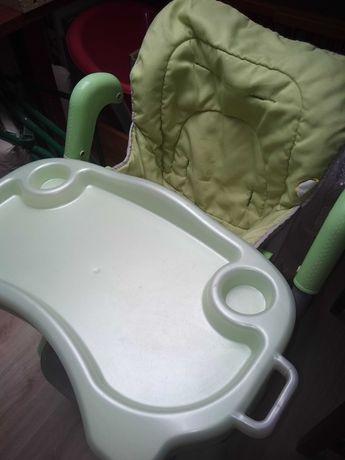 Fotelik krzesełko do karmienia