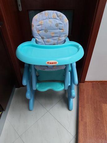Arti krzesełko do karmienia/stolik do zabawy