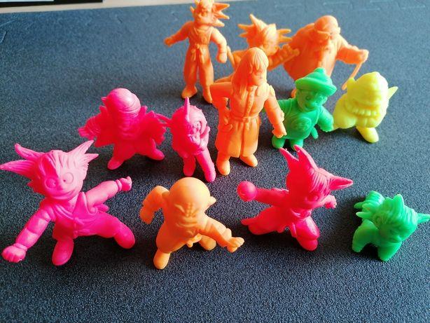 Lote 12/14 Dragon Ball Matutano Figuras