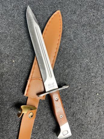 Nóż bagnet duzy ak47 nowy