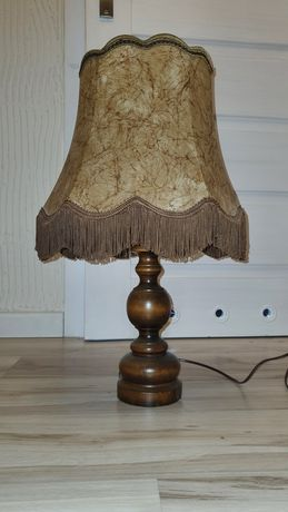 Lampka nocna rustykalna