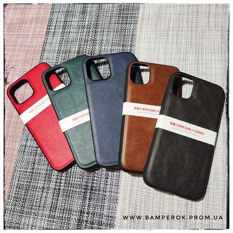 винтажный чехол X-Level айфон iPhone 7 8 plus se x xs xr 11 12 pro max