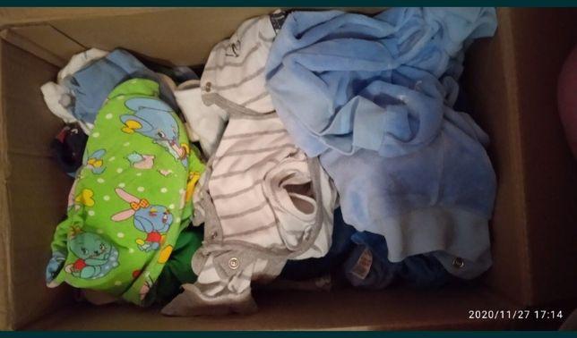 Речі для малюка на зріст 50-72 см.