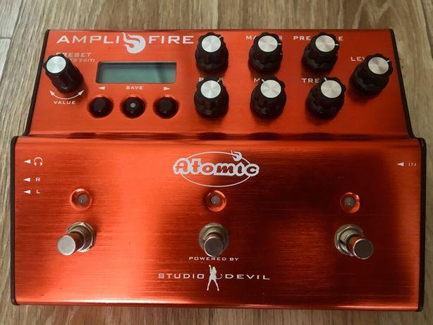 Гитарный процессор Atomic Amplifire Pedal